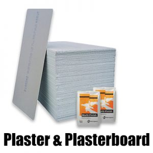 Plaster & Plasterboard Suppliers