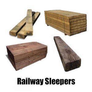 Railway Sleepers (New, Oak & Reclaimed Sleepers)