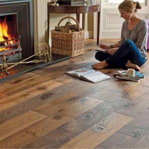 Flooring (Hardwood & Softwood Flooring)