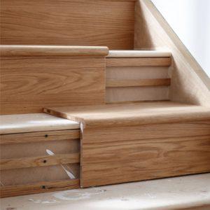 Oak Stair Conversion System Supplier