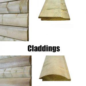 Timber & Barn Cladding Suppliers (Shiplap,Loglap & Waney edge)