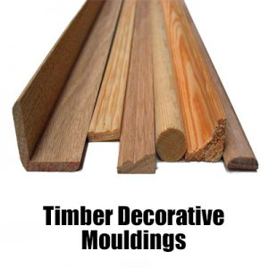 Timber Decorative Mouldings Suppliers