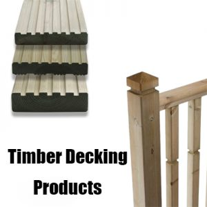 Timber Decking Products Suppliers
