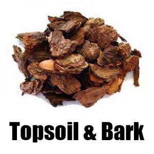 Bulk Bags of Rolawn Topsoil, Bark & Play Bark